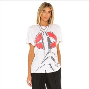 SIXTHREESEVEN Vintage Graphic Tee in STFU